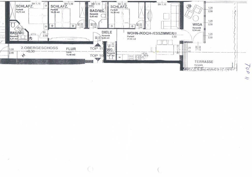 Floorplan Schillerhof Top 11